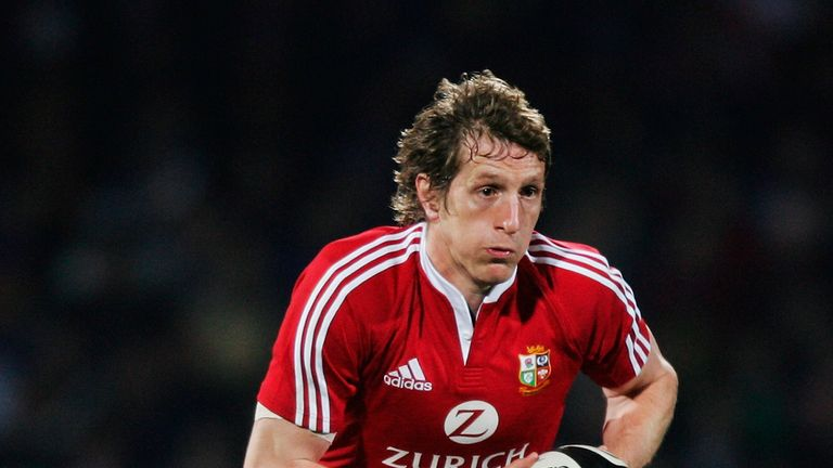 Despite representing the Lions on three tours, Will Greenwood agreed with his former head coach