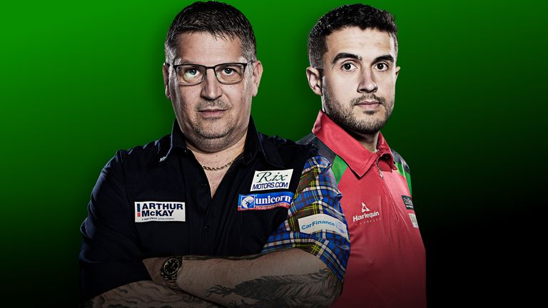 World Darts Championships - Friday