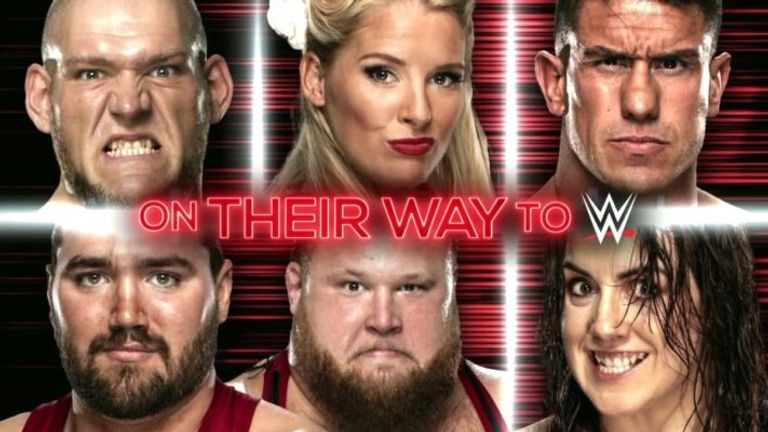 WWE Raw: Six new signings made as part of Vince McMahon's shake-up