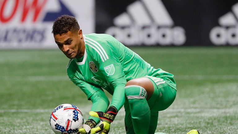 4219ef16361 Manchester City to sign Zack Steffen from MLS side Columbus Crew in ...