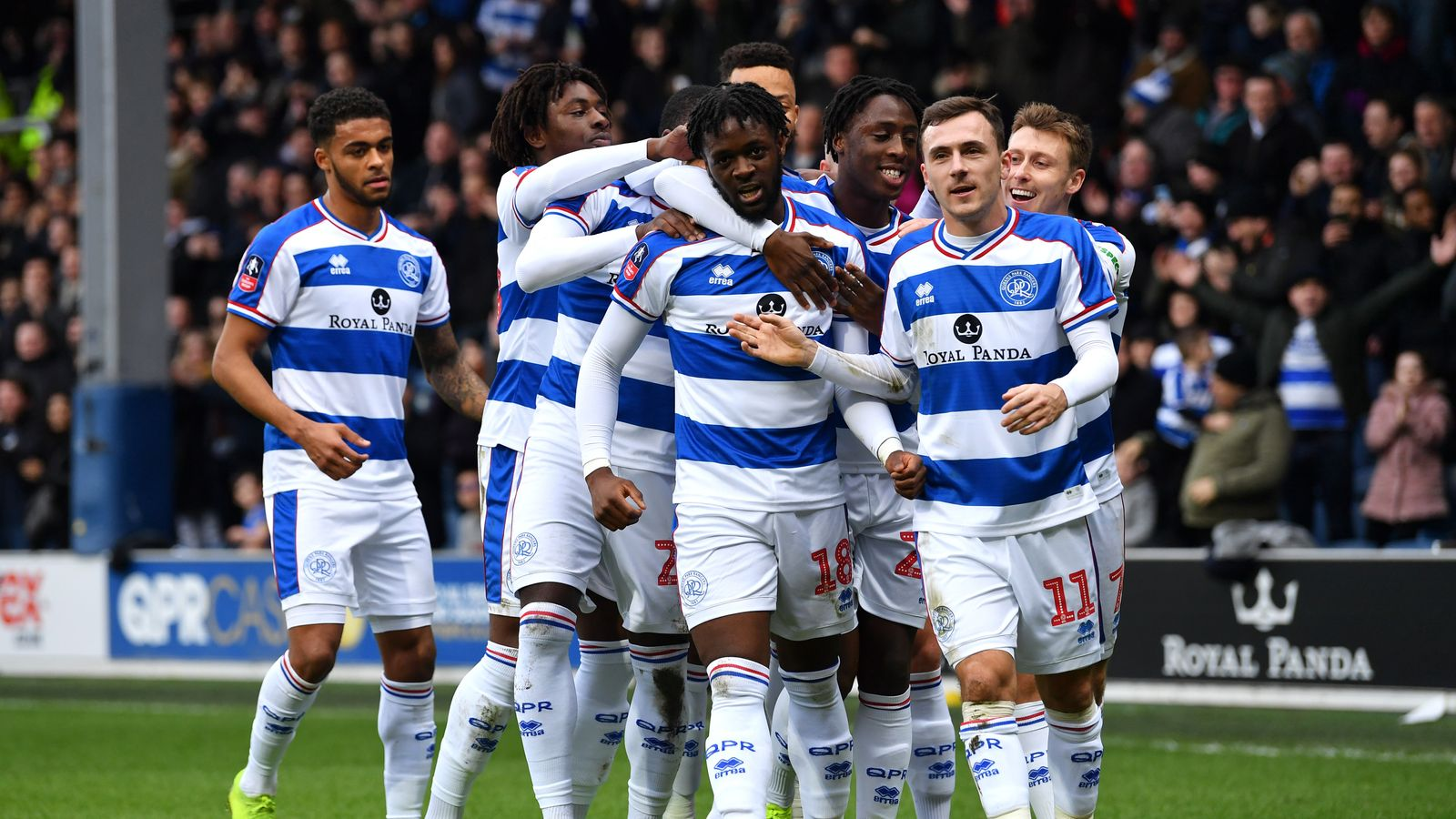 Qpr Result Today
