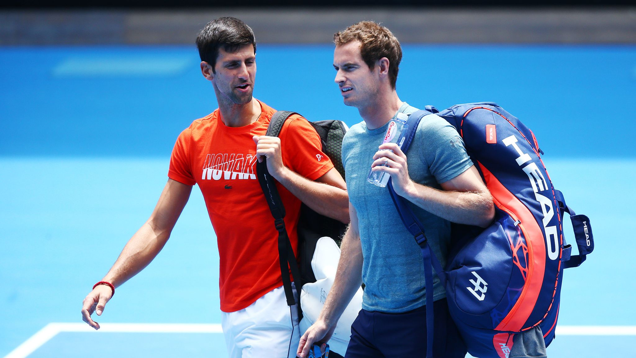 Nick Kyrgios Claims Andy Murray Is Better Than Novak Djokovic During Instagram Chat Tennis News Sky Sports