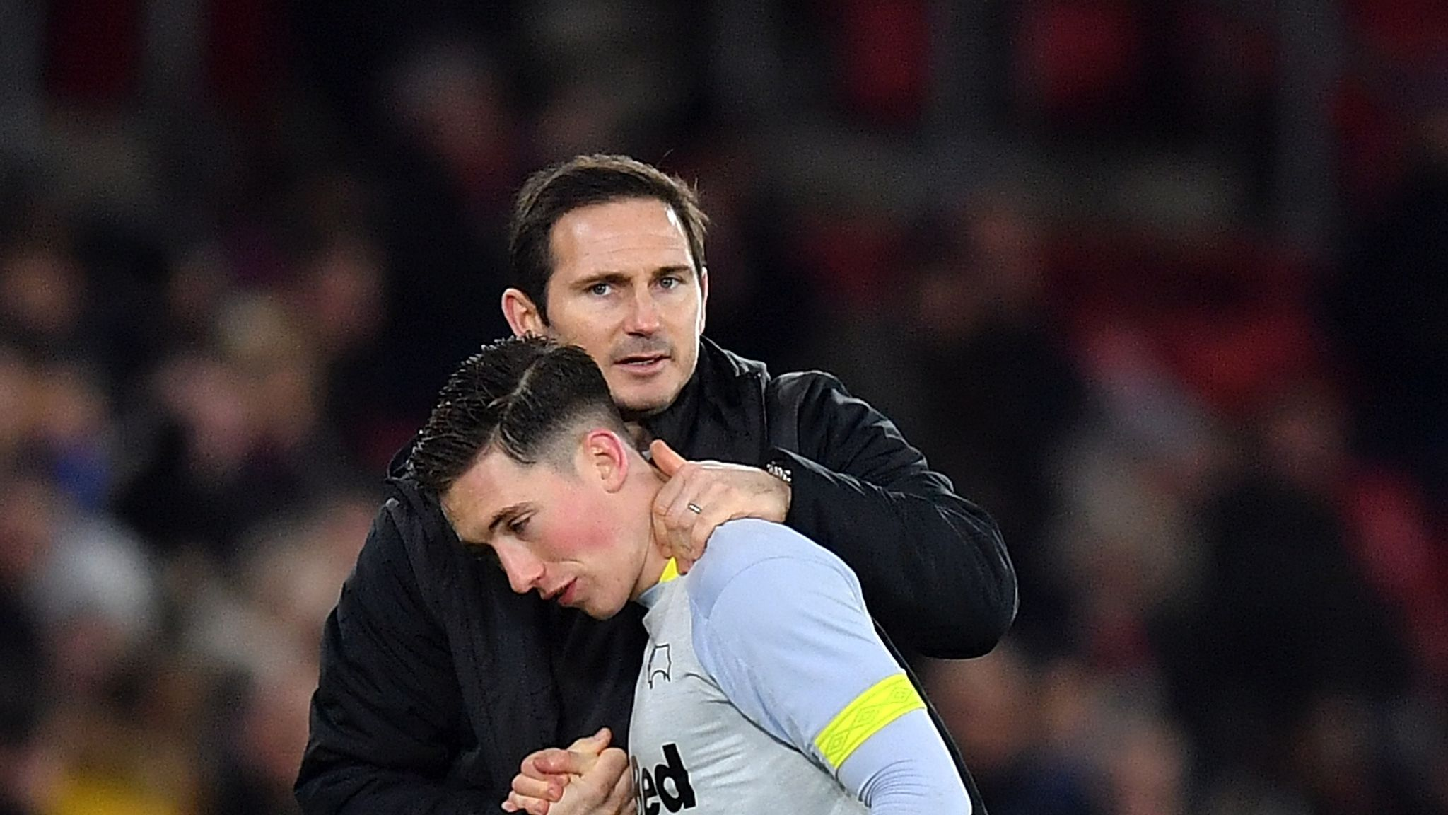 Bournemouth's Harry Wilson: I owe Chelsea's Frank Lampard for Derby success