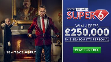 91401ad0a Play Super 6 for the chance to win £250