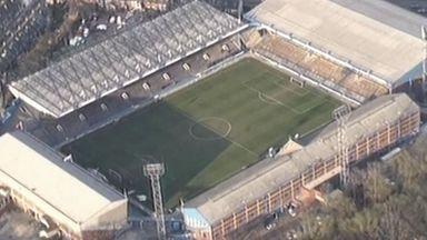 Hillsborough 'was like battleground'