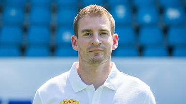 Jan Siewert is currently in charge of Borussia Dortmund's second team
