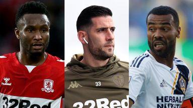 Jon Obi Mikel, Kiko Casilla and Ashley Cole have arrived in January