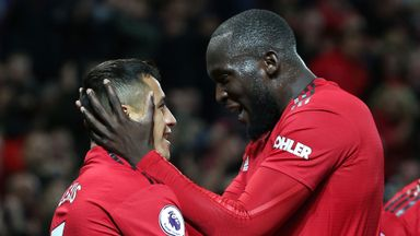 Man Utd duo Alexis Sanchez and Romelu Lukaku have found game time hard to come by under Ole Gunnar Solskjaer