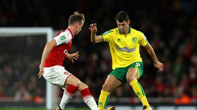 Reading in talks for Norwich's Oliveira