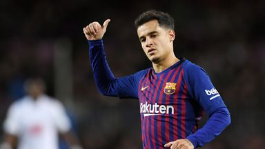 Euro papers: Utd may turn to Coutinho
