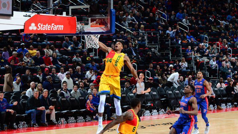 Nikola Jokic and Giannis Antetokounmpo named NBA Players of the Week | NBA News |