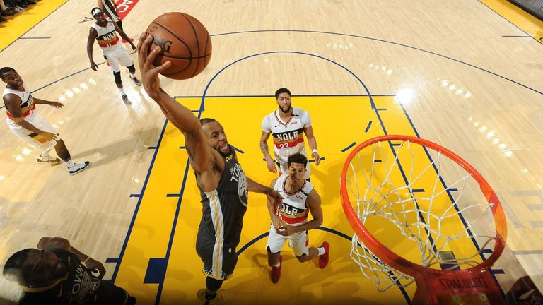 Steph Curry scores 41 as Golden State Warriors defeat New Orleans Pelicans | NBA News |