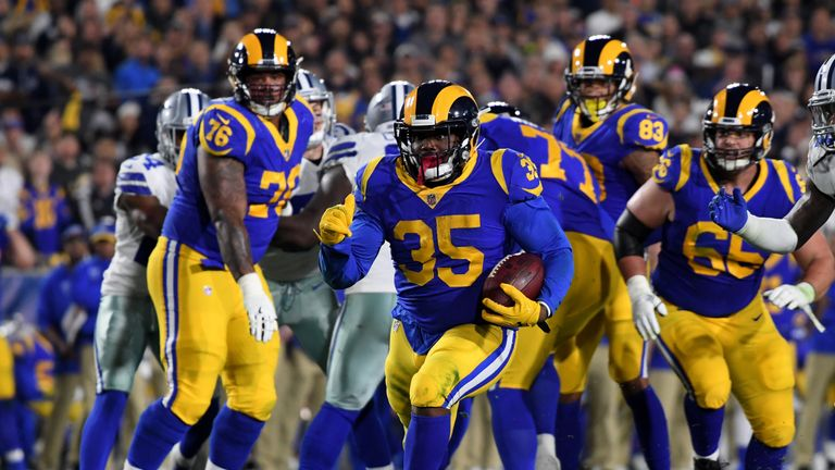 C.J. Anderson has added a one-two punch to the Rams run game since his arrival