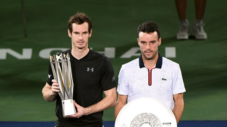 Andy Murray questions whether British tennis has capitalised on his success