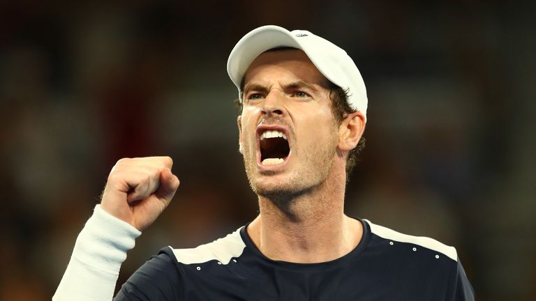 Andy's rehabilitation is going well, says Jamie Murray