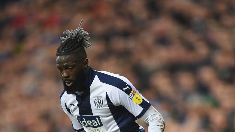 Bakary Sako only joined West Brom in October