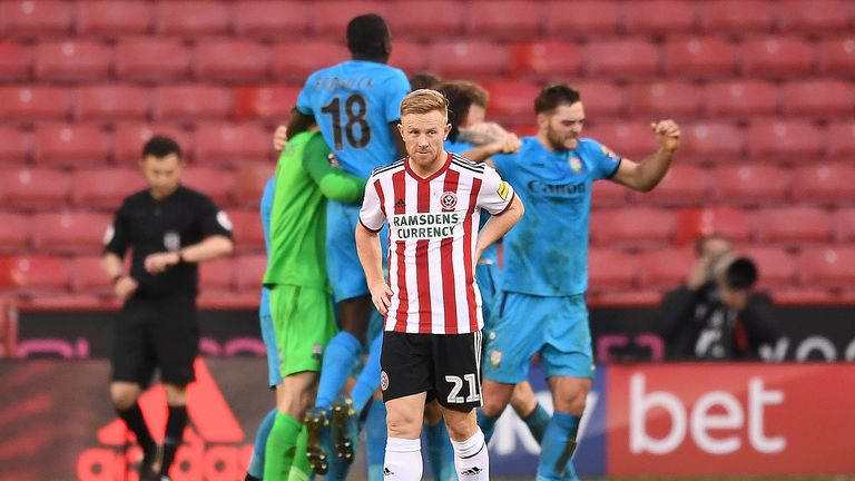 Sheffield United lost at home in the FA Cup to a non-league side for the first time since 1911
