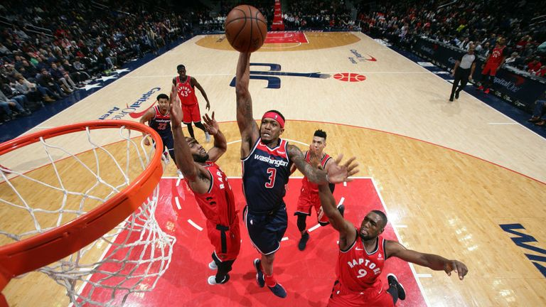 NBA London report card: New York Knicks and Washington Wizards assessed   NBA News  