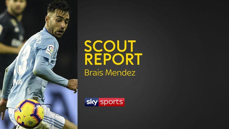 Scout report: Brais Mendez, Celta Vigo and Spain winger   Football News  