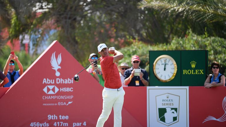 Lowry Shoots Sensational 10 Under Par 62 In Abu Dhabi