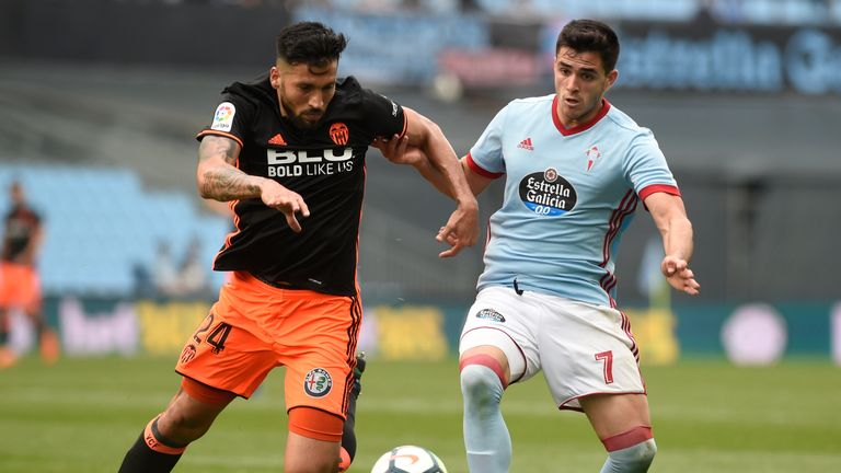 West Ham are continuing talks with West Ham for Maxi Gomez
