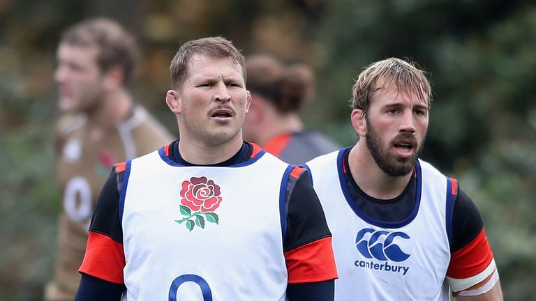 Robshaw's ex-teammates, including Dylan Hartley, have called for increased support for players