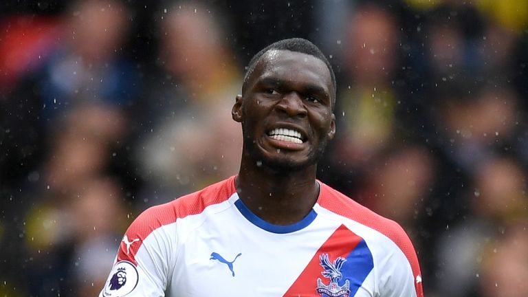 Benteke has only scored two goals for Palace in the last 12 months