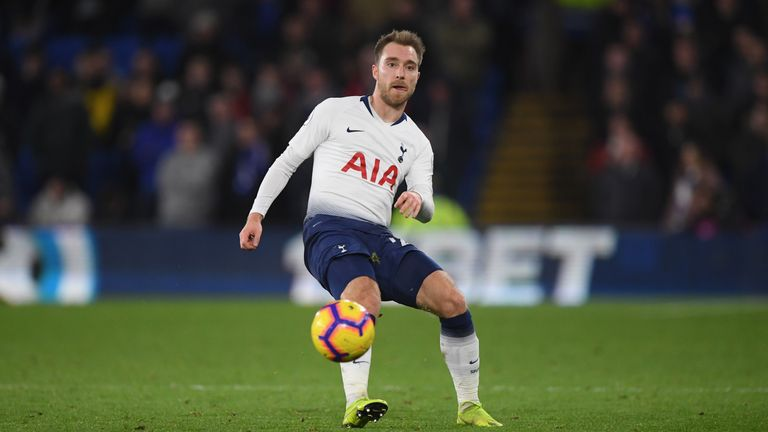 Spanish reports say Real Madrid are set to launch 'Operation Eriksen'