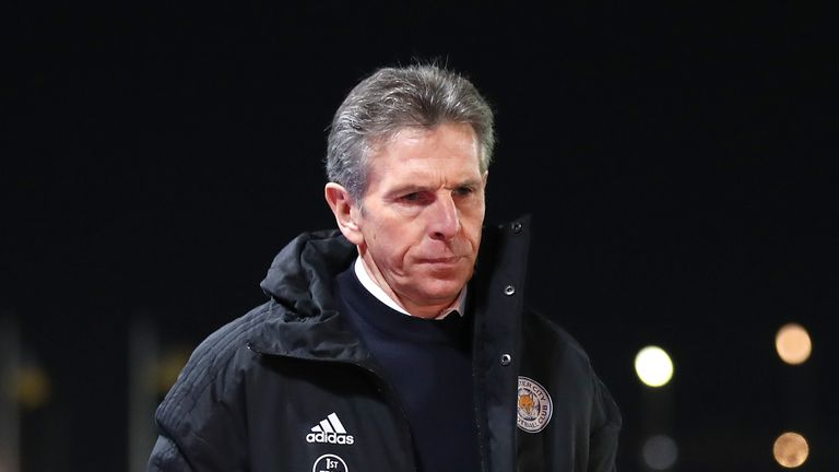 Is the pressure growing on Claude Puel at Leicester?