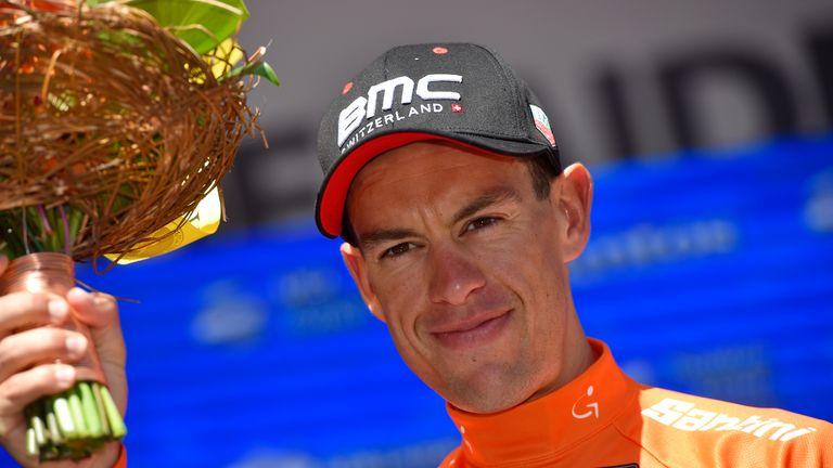 Richie Porte won the Tour Down Under in 2017