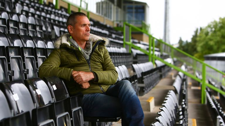Forest Green chairman Dale Vince claims he has paid all of Doidge's wages during the loan spell