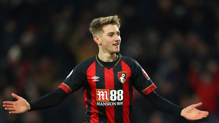 Welshman David Brooks has had a season to remember for Bournemouth