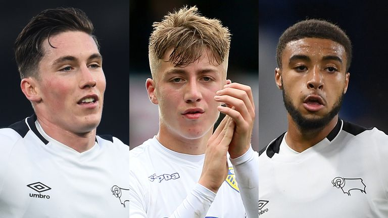 Harry Wilson, Jack Clarke and Jayden Bogle have all impressed this season