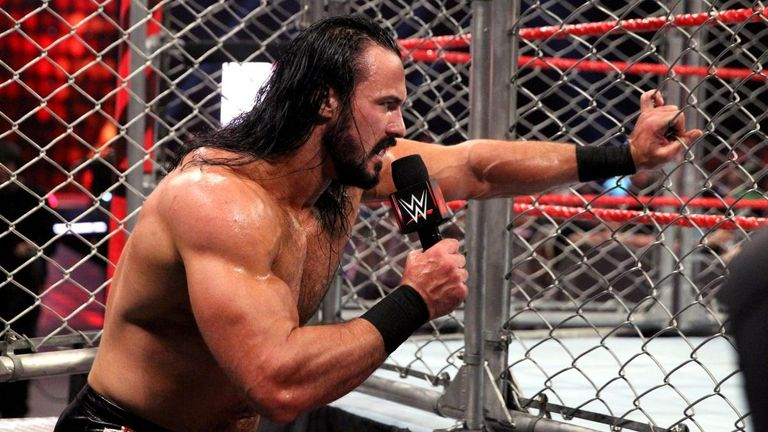 Drew McIntyre spent time away from WWE developing his craft - and it has paid off