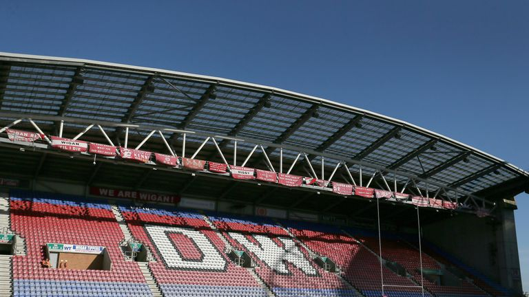 Wigan deducted two Super League points over salary cap breach | Rugby League News |