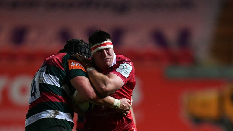 The Scarlets lifted themselves off the bottom of Pool 4 with their win over the Tigers