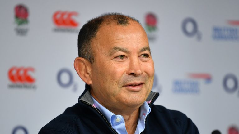 Eddie Jones says everyone within the England camp thinks they can upset Ireland