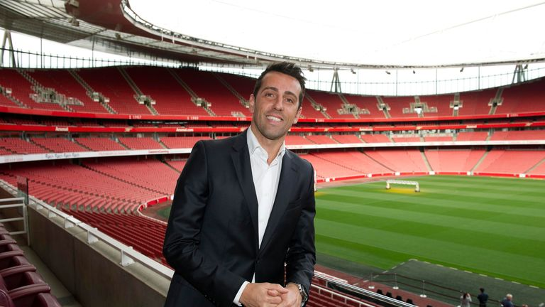 Former Arsenal midfielder Edu is being lined up for a return to the club
