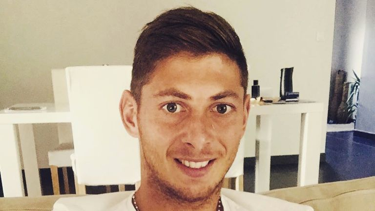 Emiliano Sala had signed for Cardiff City at the weekend