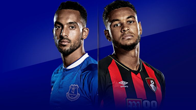 English Premier League match report Everton v Bournemouth 13 January 2019