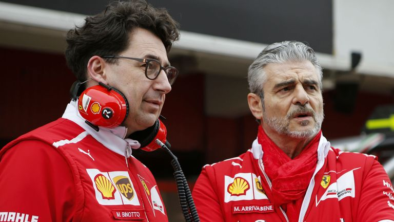 Ferrari replace team boss Maurizio Arrivabene with Mattia Binotto | F1 News