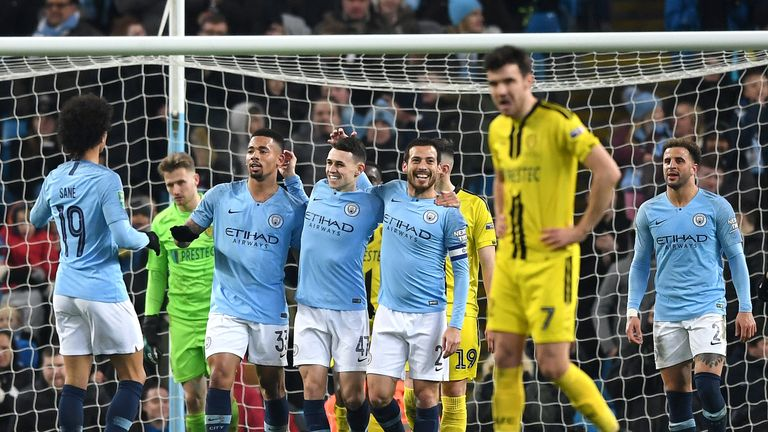 Man City beat Burton 10-0 in their semi-final tie, but how much can you remember from the Carabao Cup this year?