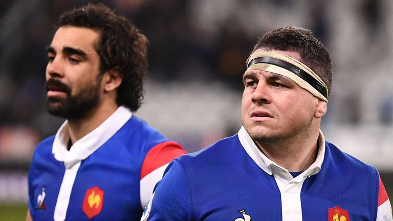 France's Yoann Huget and Guilhem Guirado reflect on defeat to Fiji at the Stade de France in November