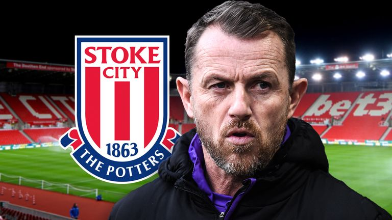 Stoke City have sacked manager Gary Rowett