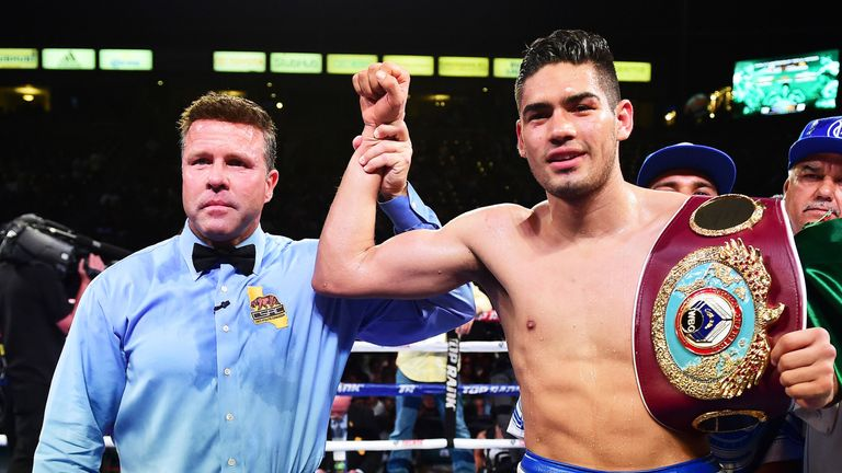 Undefeated WBO super-middleweight champion Gilberto Ramirez will step up to 175lbs for the first time against Tommy Karpency on the Staples Center bill