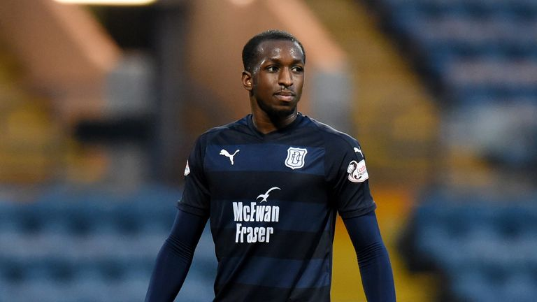 Glen Kamara will finish the season with Dundee before joining Rangers