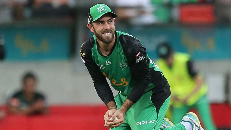 Australia all-rounder Glenn Maxwell is hoping to be drafted on Sunday night