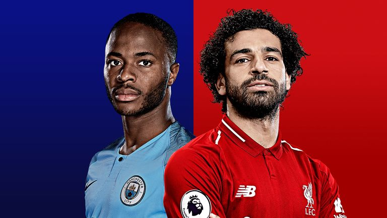 Will Raheem Sterling or Mohamed Salah be on the title-winning side come May  3f2aef85ffe4