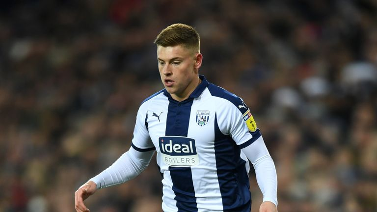 Harvey Barnes has returned to Leicester