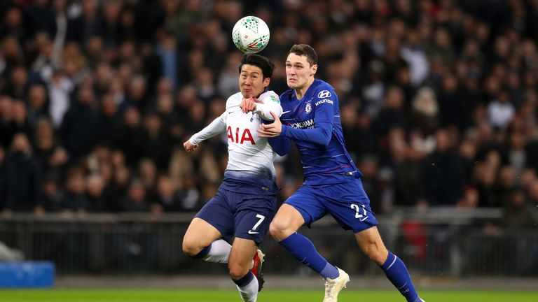 Who will win the London derby between Tottenham and Chelsea?